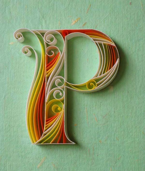 Открытка днюшкой, открытка и форме буквы