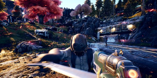 Private Division и Obsidian Entertainment назвали дату релиза The Outer Worlds и открыли на нее предзаказ