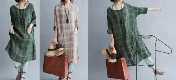 99b7e4361c1 Шъём простые летние платья ...