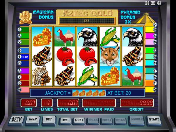 игровой автомат aztec gold золото ацтеков пирамиды:отзывы о онлайн казино