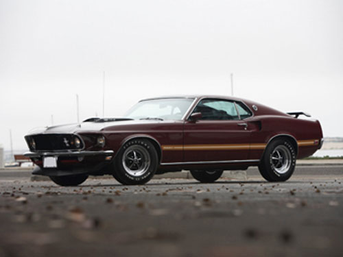 Ford возродит Mustang Mach 1