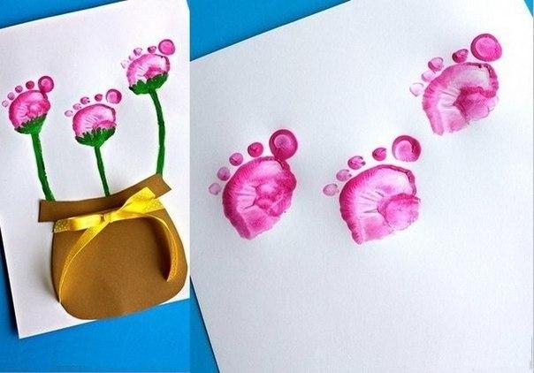 Нарисовать детскую открытку своими руками