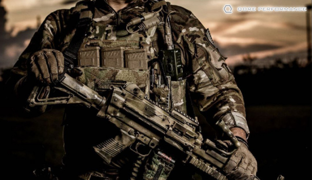 Баллистический жилет Qore Performance IcePlate Carrier Exoskeleton