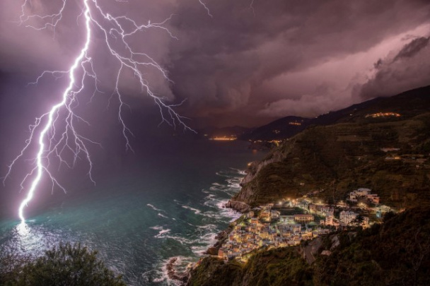 Призеры конкурса Weather Photographer of the Year 2019