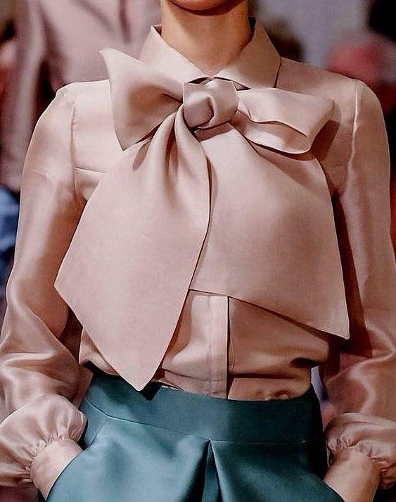 0e8184a0cfb Самые модные блузки сезона весна-лето 2017