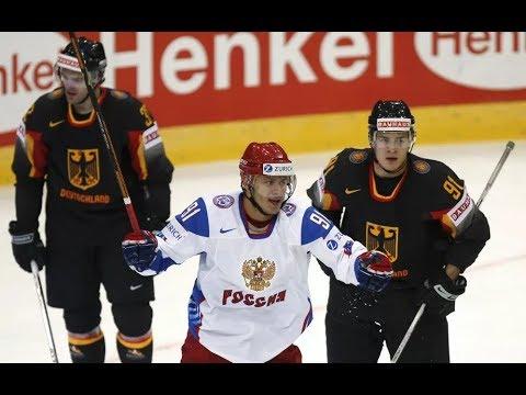 хоккей: Россия против Герман…