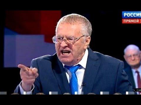 Жириновского прорвало...