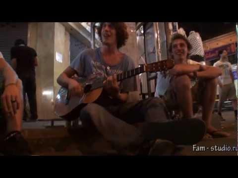 Бангкок - где жить на Као Сан роуд (видео - путеводитель)