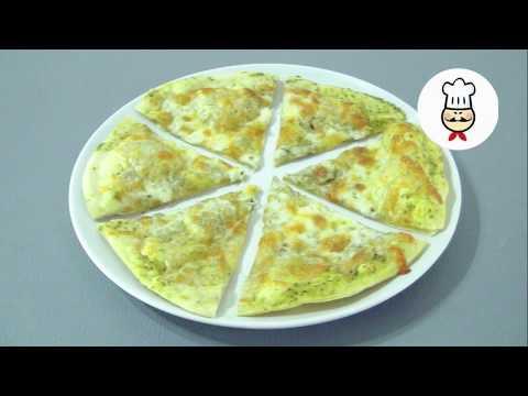 Пицца с песто
