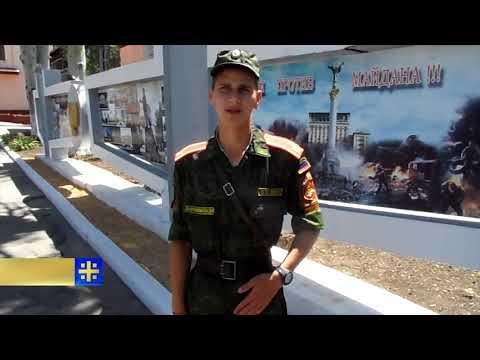 """Олег """"Енот"""" о том, как училище превращает юных опоченцев с молодых офицеро"""
