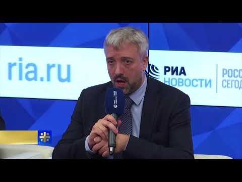 Евгений Примаков: Русский медведь должен улыбаться миру. Так, чтобы были видны его зубы