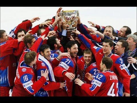 Сборная России по хоккею Оли…
