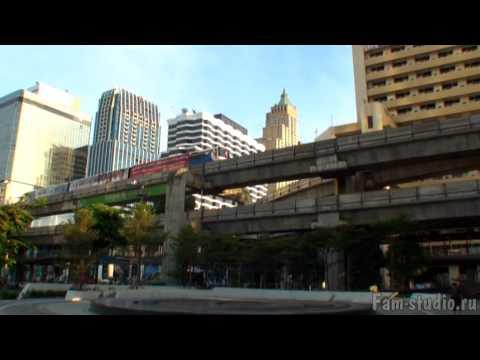 Бангкок - архитектура. Контр…