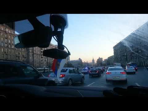 В Москве водитель иномарки н…
