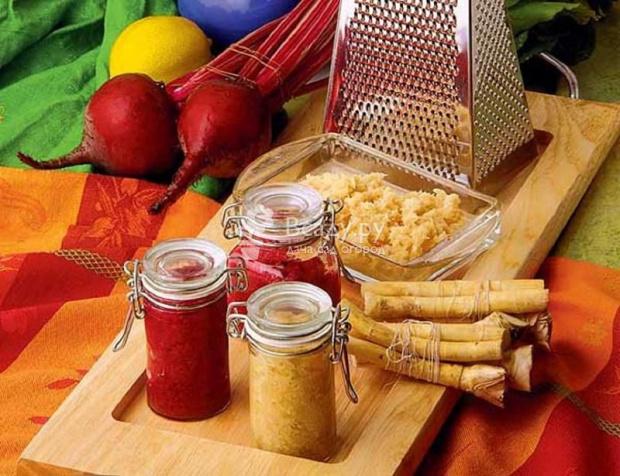 Как делать хрен в домашних условиях рецепт
