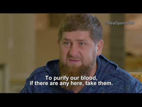 Иностранцы об интервью Кадыр…