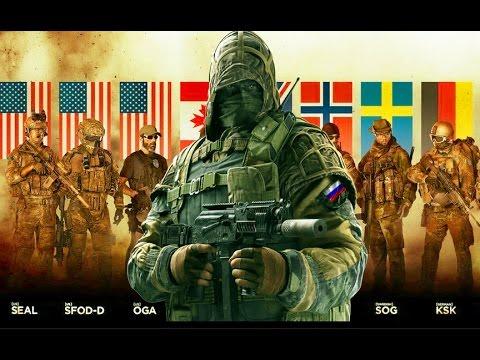Страшный российский трейлер для натовской солдатни (после просмотра увольнение в запас)