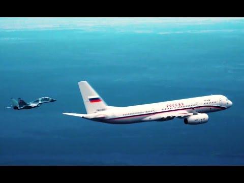 Самолет Президента. Уникальн…
