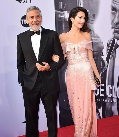 Джордж Клуни боится, что раб…