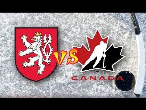 хоккей: Канада - Чехия 6:4 ,…