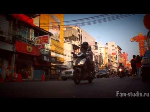 Бангкок - Чайнатаун в стиле Чикаго 20-х (клип)