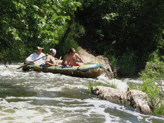 река Н. Крынка 2011