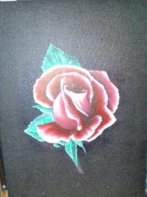 Нарисовання роза)