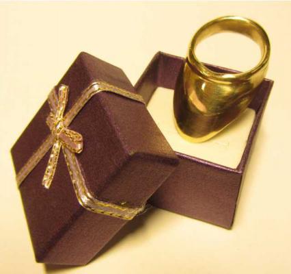 для кого это кольцо?