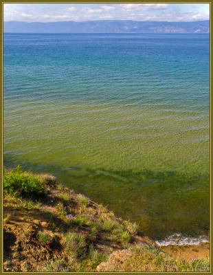 Разноцветная вода