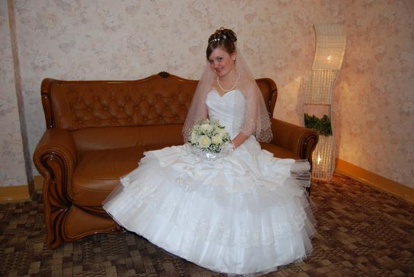 Невеста-принцесса.