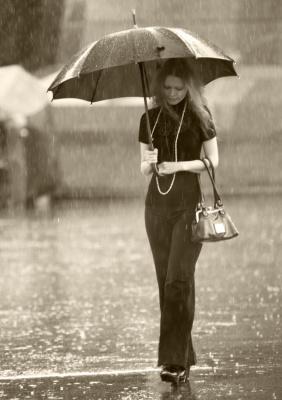 Мелодия Дождя...