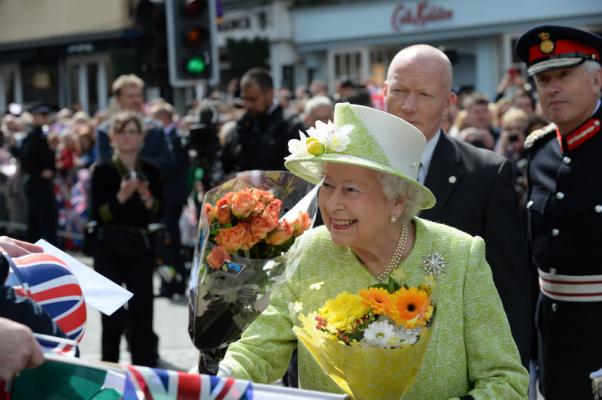 90-летний юбилей королевы Елизаветы II
