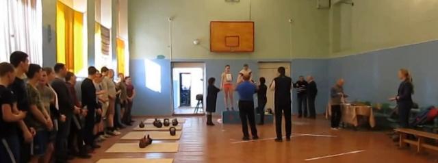 Новодвинск_гиревой спорт_Март 2018
