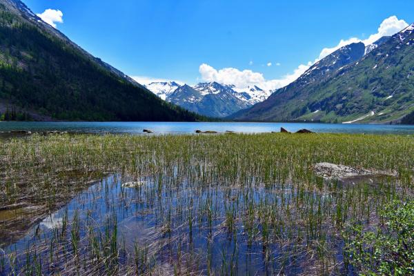Мультинское озеро  2