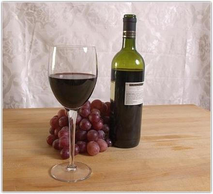 Напитки, замедляющие процесс старения - КРАСНОЕ ВИНО
