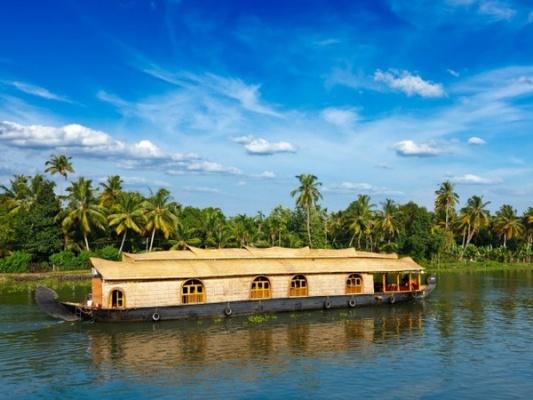 Путешествие в плавучем доме