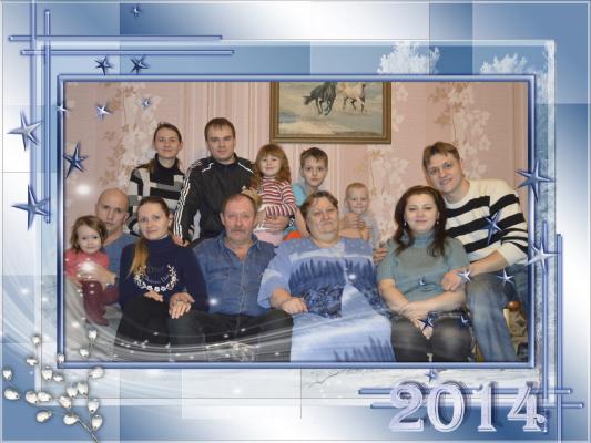 Самое мое Новогоднее фото!