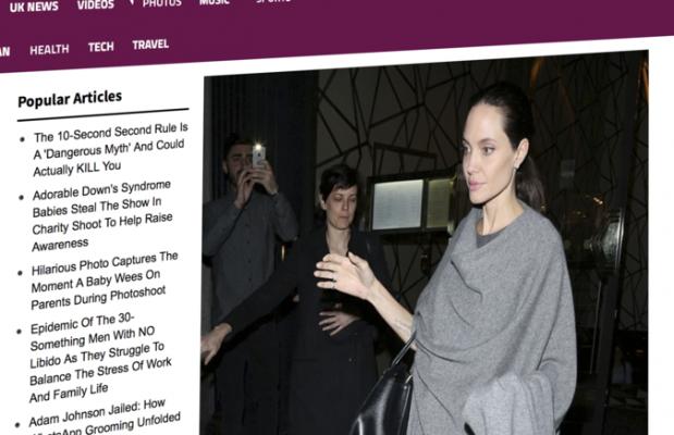 Анджелине Джоли всего 40, но неужели всё?