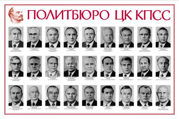 Политбюро СССР