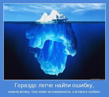 Истина и ошибка