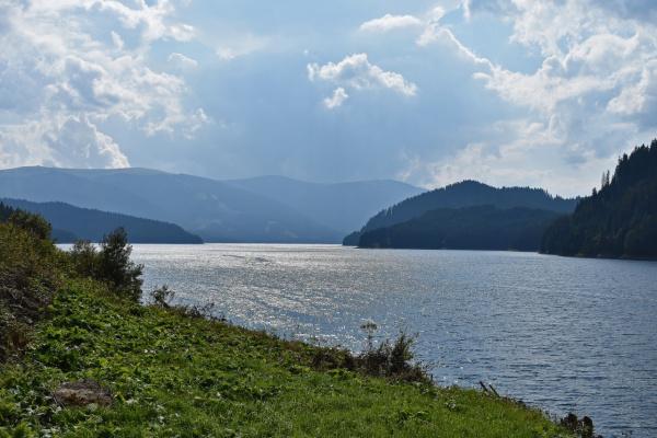 Озеро Видра