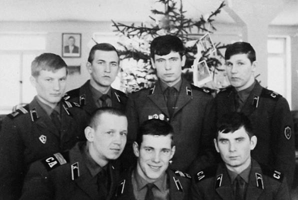 -Леонид Алехин.1970-1972 в.ч.- 57345...
