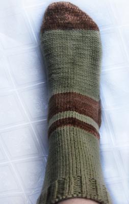 Теплые носочки