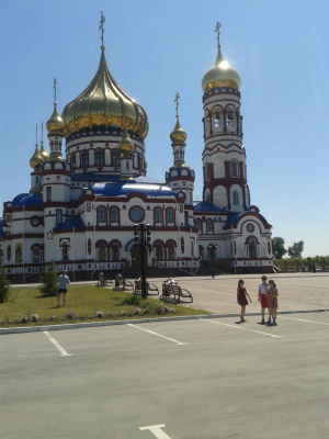 Церковь Абашево