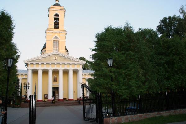 Храм в Гомеле.