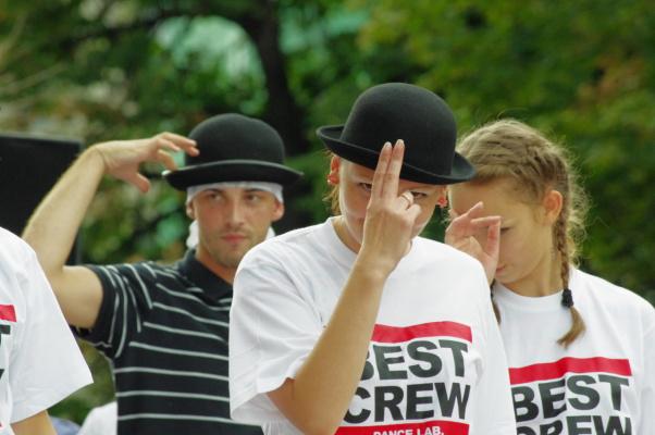 Всё дело в шляпе...