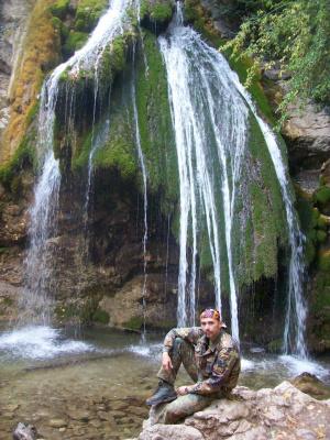 Водопад Джур-Джур, Крым