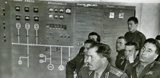 ретро фото 1966г.РВСН-ШАХТА-ЧИТА46-вч.57345
