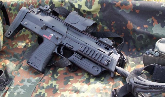 Heckler&Koch HK MP7A1 PDW