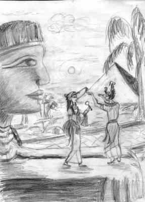 Осирис и Исида